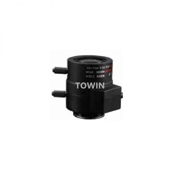 CS361111815A3 CCTV CS mount lens vari focal 3.6-11mm IR correct lens low light F1.5 auto Iris